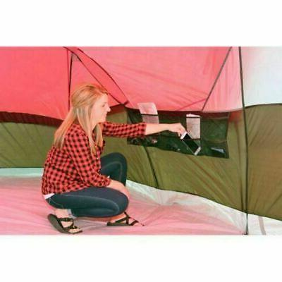 2Room 10 Person Tent Big Tents Huge Large Family for Kids Ad