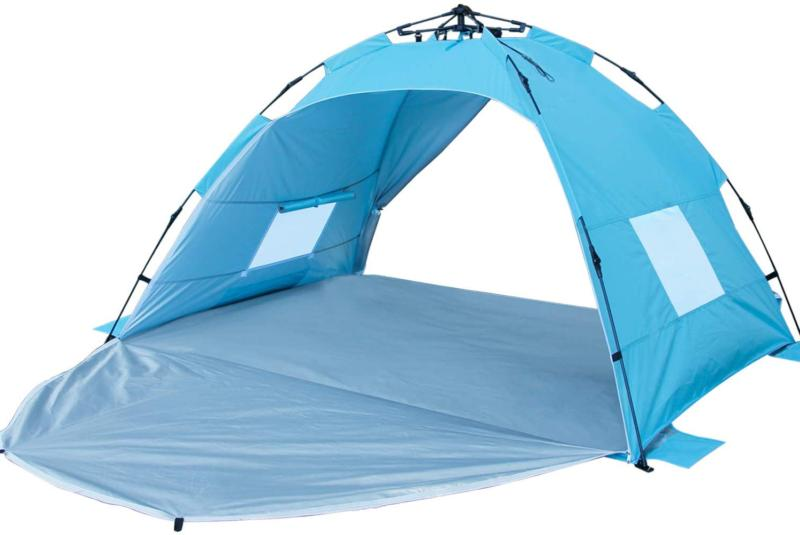 3-4 People Waterproof Outdoor Pop Tent Hiking Tent
