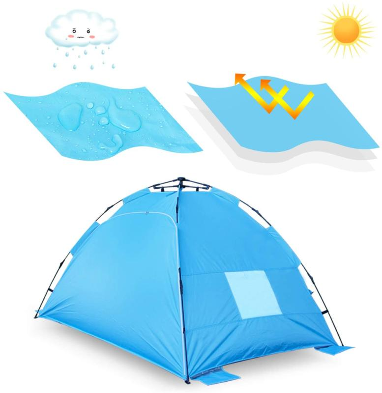 3-4 People Waterproof Outdoor Pop Tent