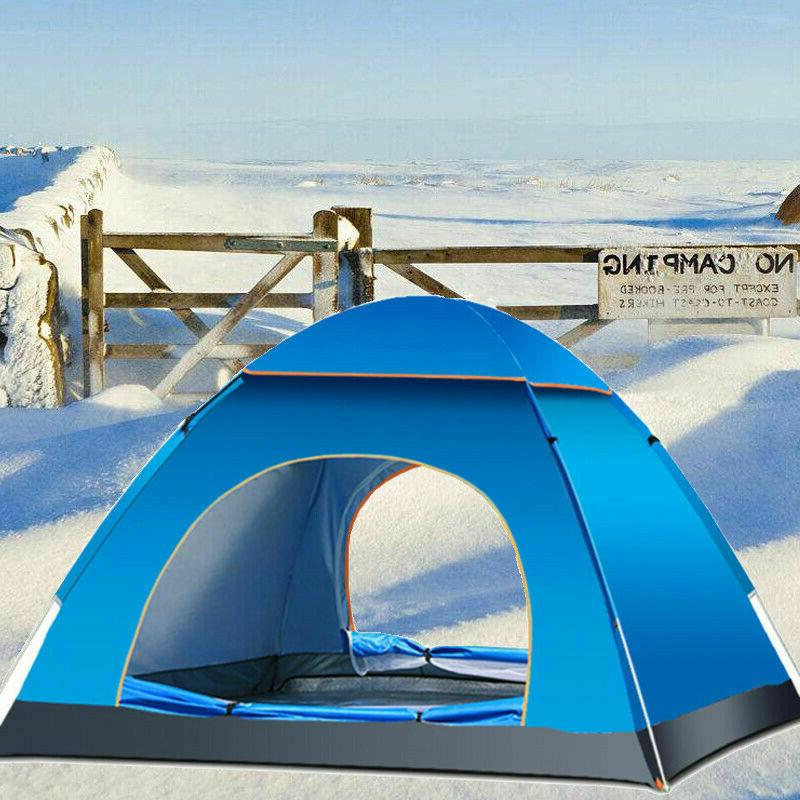 3-4 Easy Up Instant Tent