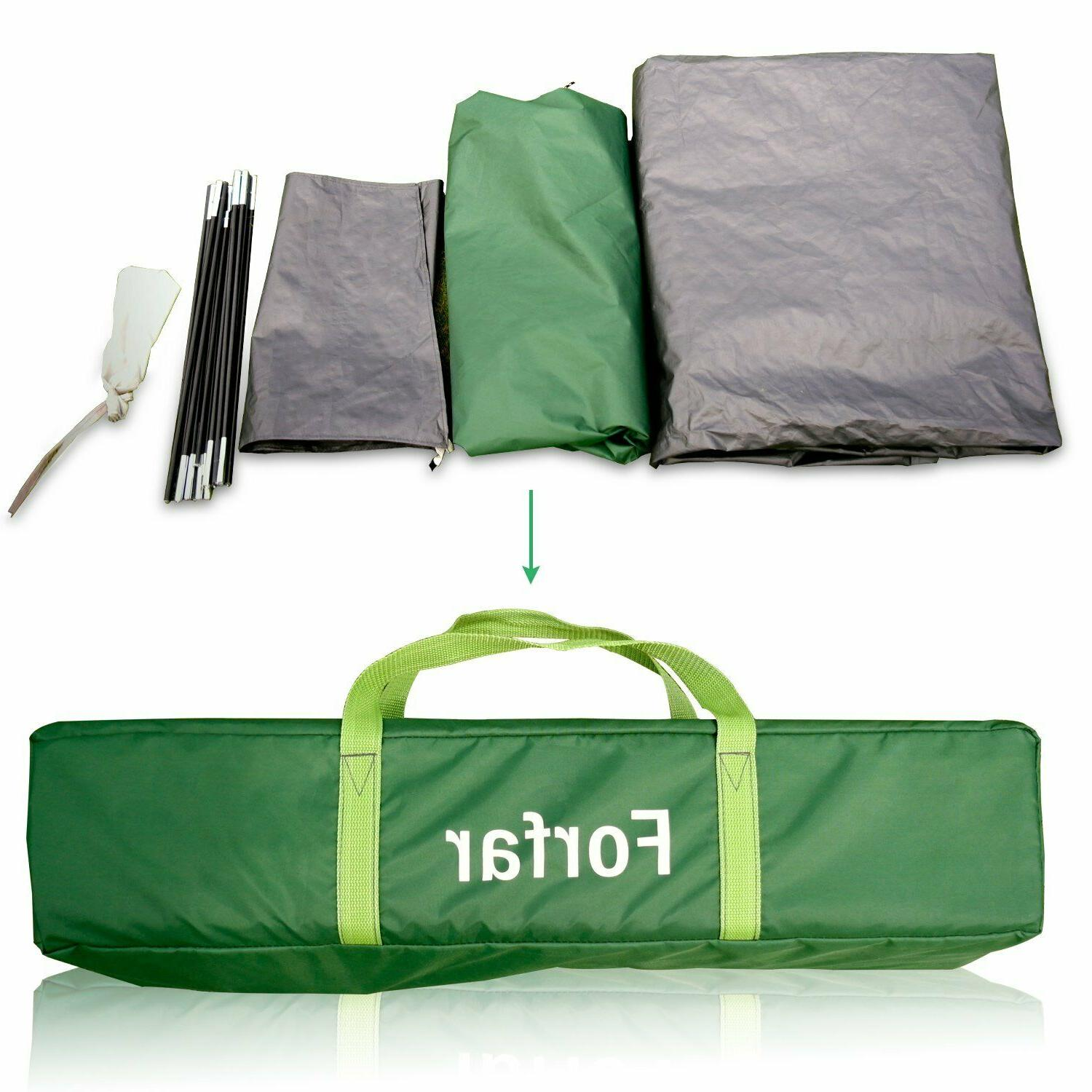 3-4 Person Dome Tent Hiking Outdoor