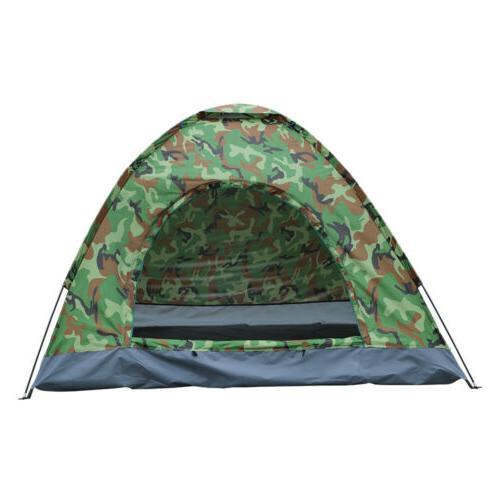 3-4 Person Waterproof Season Tent Camo US