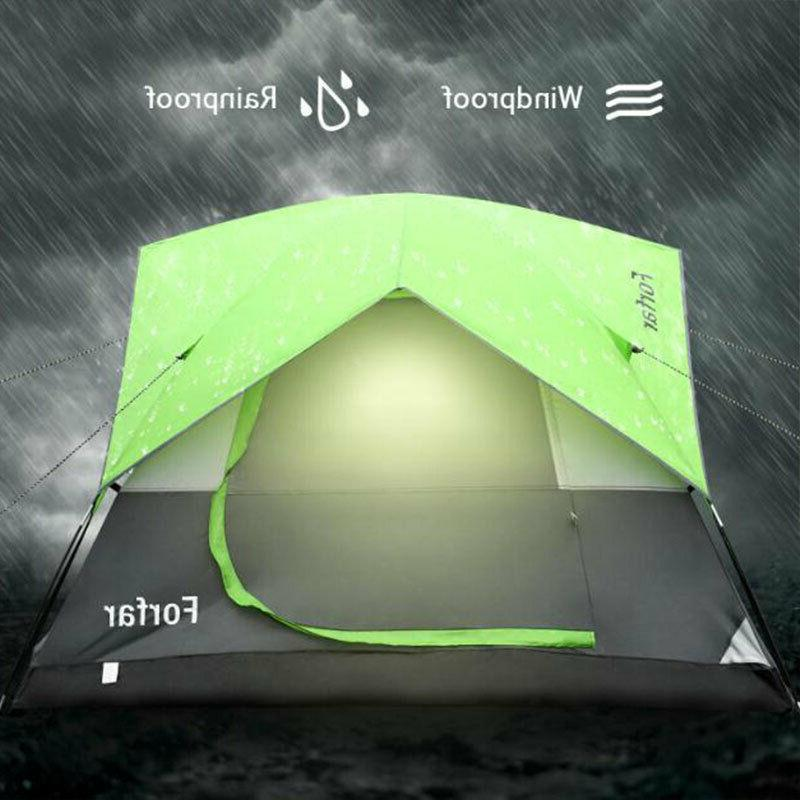 3-4 Waterproof Family Tent
