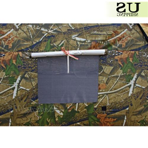3-4 Person Outdoor Waterproof Up Camouflage