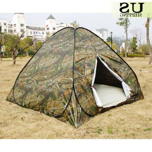 3 4 person outdoor camping waterproof automatic