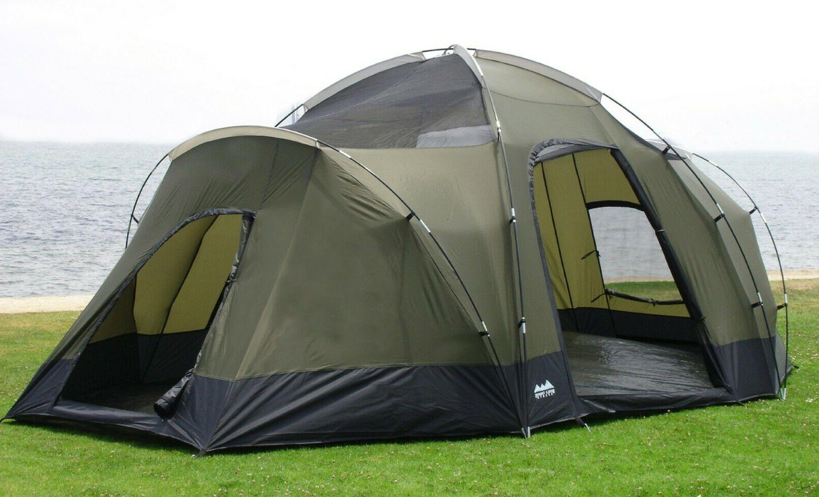 8 PERSON OVERSIZED TENT -