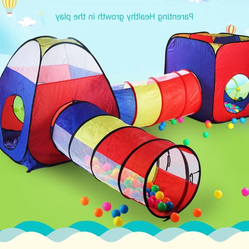 4pcs Indoor Outdoor Children <font><b>Tent</b></font> Toy Ba