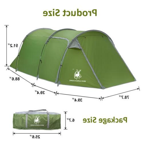 Large Tent Cabin
