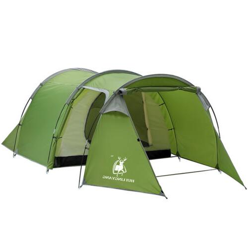 large outdoor camping hiking tent 5 6