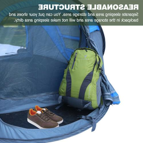 4-5 Person Camping Waterproof Automatic