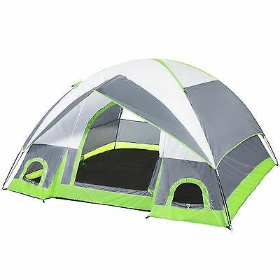 4 Camping Family Sleeping Water Resistant W/ Bag