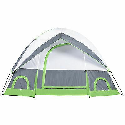 4 Camping Family Sleeping Water W/
