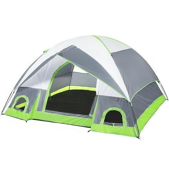 4 person camping tent family