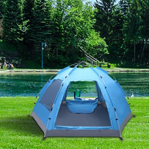 Portable Pop Up Beach Tent Canopy Cabana Family Camping Suns