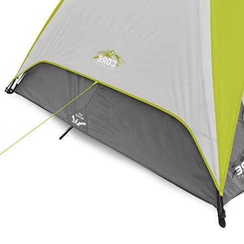 CORE 3 Person Dome Tent - x