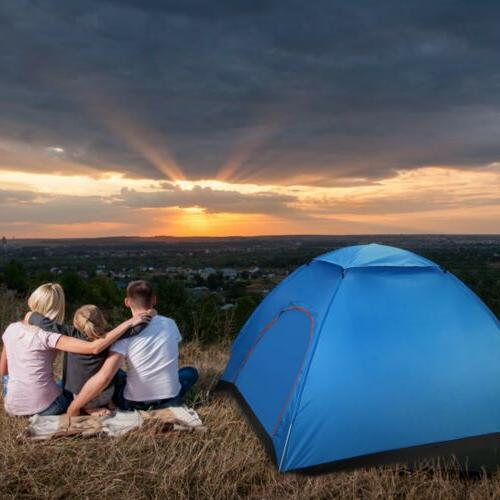 4-Person Pop-Up Camping Shelter Waterproof