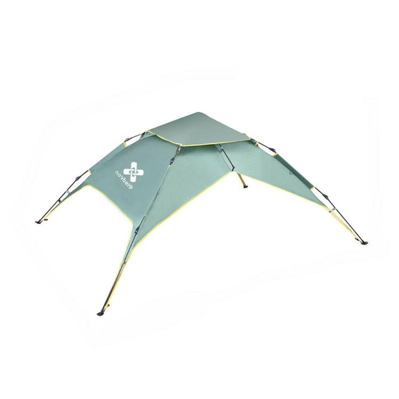 4-Person Pop-Up Camping Outdoor Shelter US