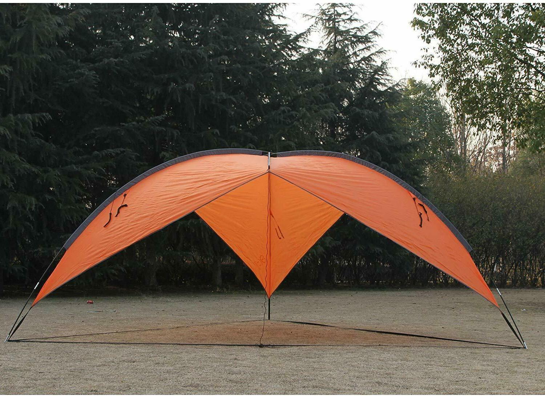 Large Beach Canopy Tent Sun Set Sun