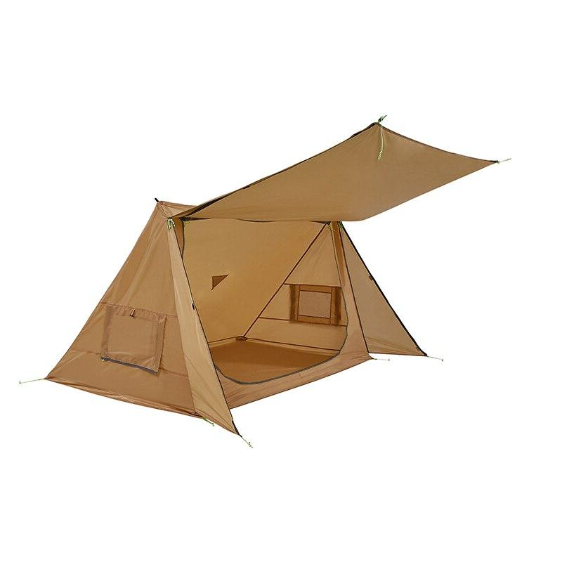 Ultralight Bushcrafters Hiking Polyester