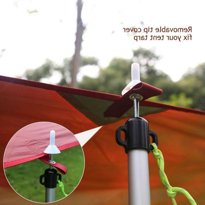 Telescoping Tent Tarpaulin Rod
