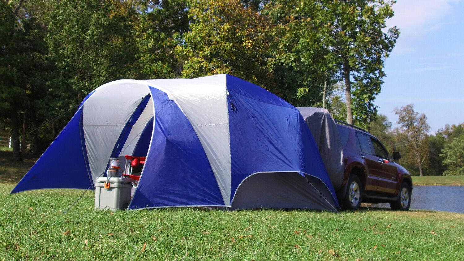 5 Person Tent SUV Camping Outing Picnic Events