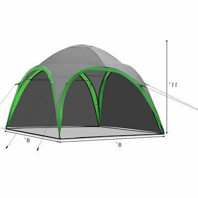 6-8 Person Portable Camping Tent Sun Bag