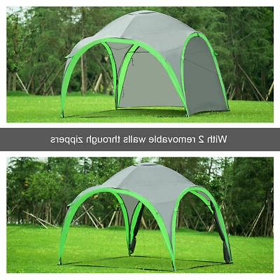 6-8 Person Family Camping Hiking Dome Sun Shelter NEW
