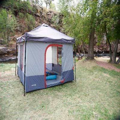 6 person tent for straight leg canopy