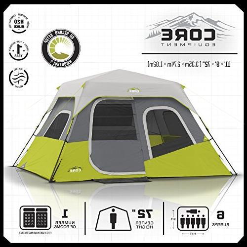 CORE Cabin Tent x 9'