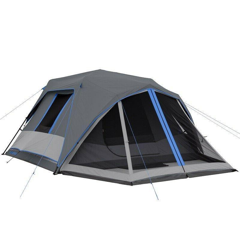 Ozark Trail 6 Person Instant Darkrest Cabin Tent