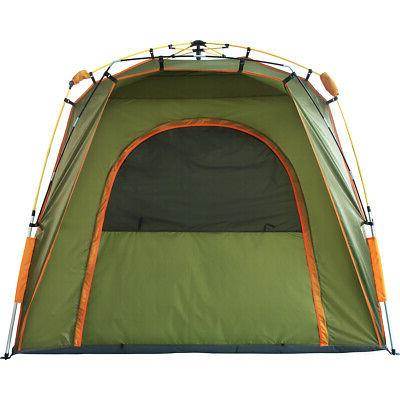 Qwest 6 Person Easy Tent, X-Large Automatic Shelter