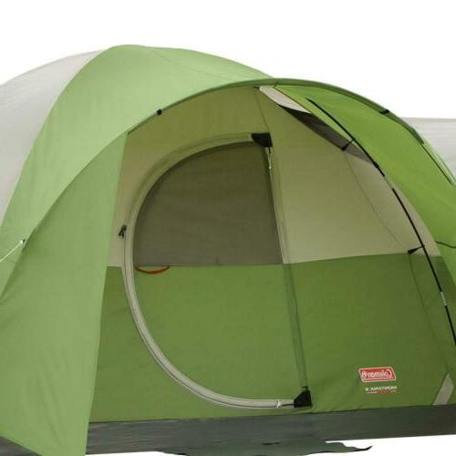 Coleman 8-Person Camping | Elite with Easy Setup