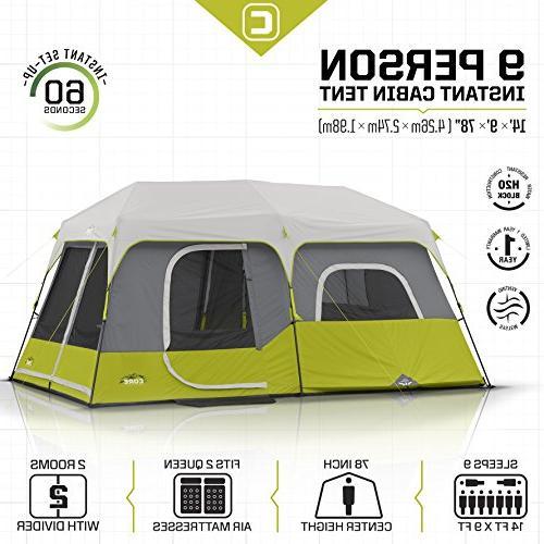 CORE Cabin Tent x