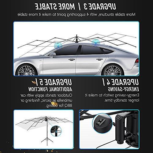 Interior Accessories AICase Car Tent Umbrella Automatic Anti-UV ...