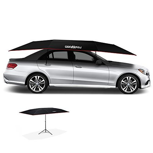 Lanmodo Automatic Car Umbrella Tent Also Can Be