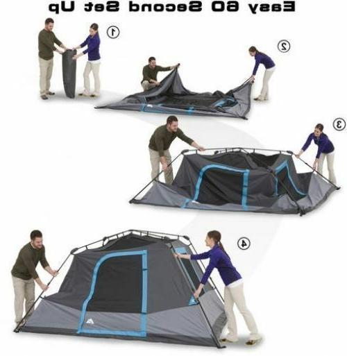 NEW 6-Person Cabin Tent