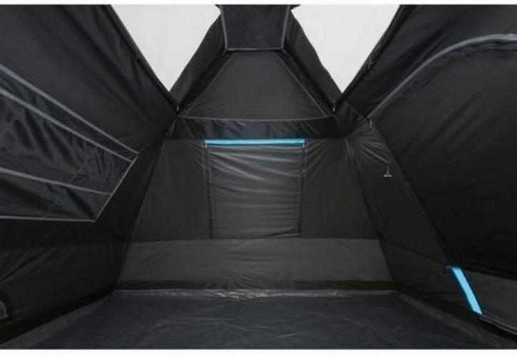 NEW - Ozark 6-Person Dark Rest Cabin Tent
