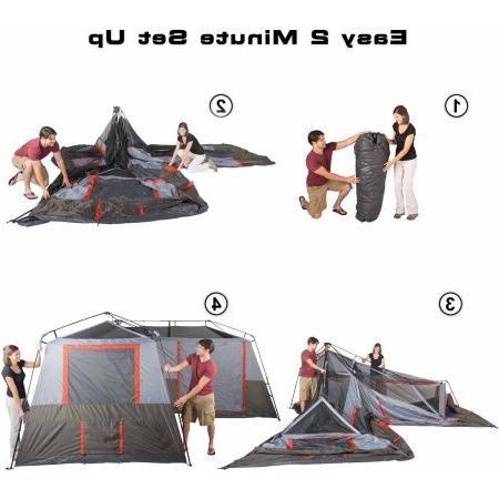 Ozark Trail, 16' X 16' Instant Cabin Tent,