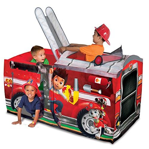 Playhut Patrol Fire Truck