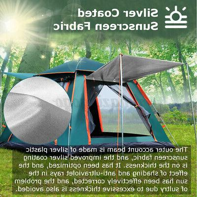Automatic Outdoor Hiking Pop-Up Protection Person
