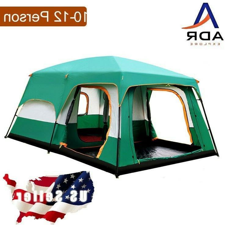 big 10 12 person tent 10 x14