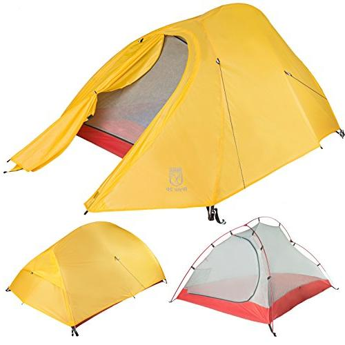 bryce two person ultralight tent