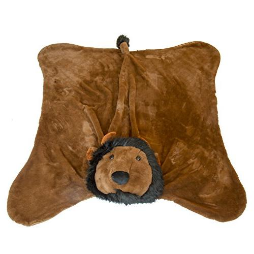 buffalo animal blanket