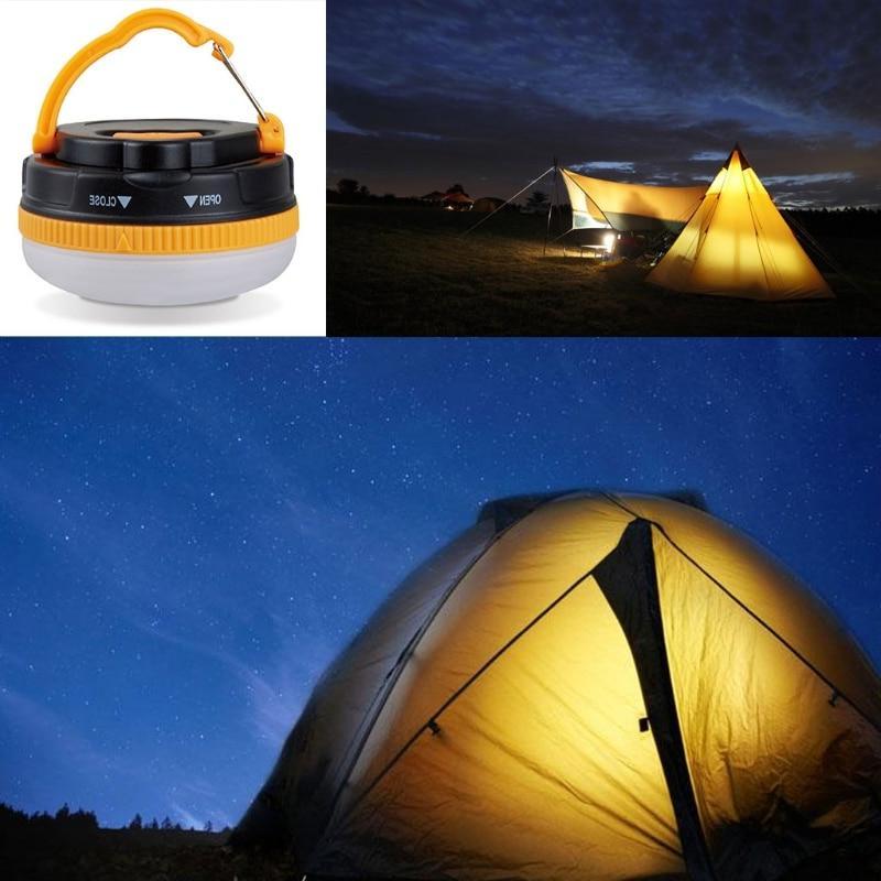 Camping LED <font><b>Lantern</b></font> Outdoor <font><b>Ten