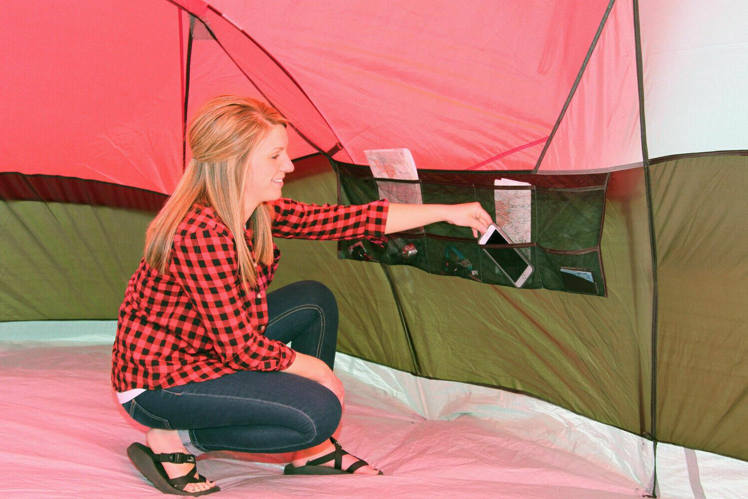 Camping Large Family Shelter Outdoor NEW