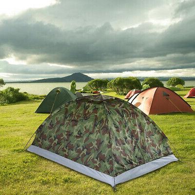 2-3 Person Waterproof Season Family Tent