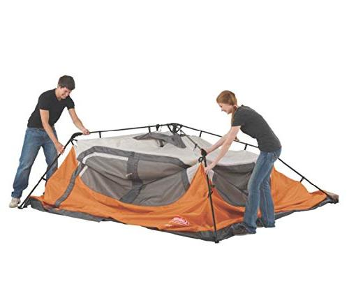 Coleman NEW Outdoor Waterproof Instant Tent 10'x9'