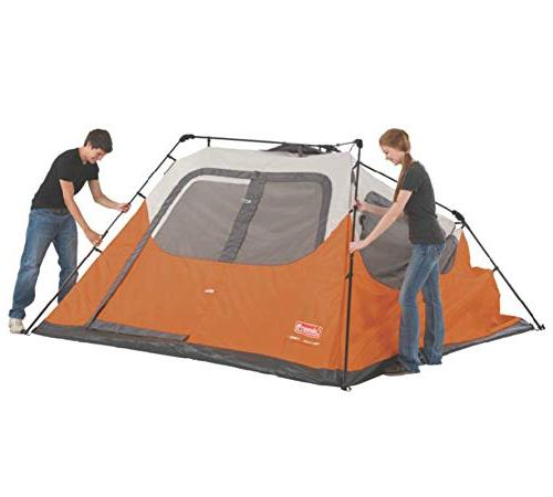 Coleman NEW Waterproof Tent - 10'x9' Foootprint