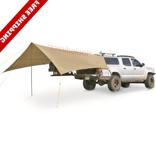 car tent awning suv truck camping tent
