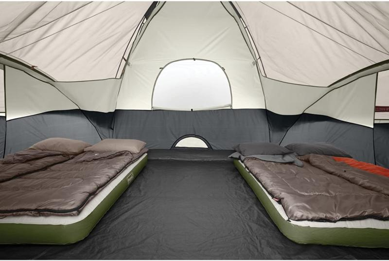 Coleman 8 Person Tent, New
